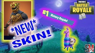 New Battle Hound Skin! Squads With The Boys! - Fortnite Battle Royale