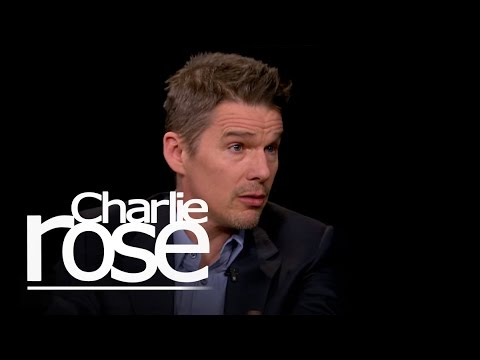 Ethan Hawke Remembers Philip Seymour Hoffman and Robin Williams (February 6, 2015) | Charlie Rose