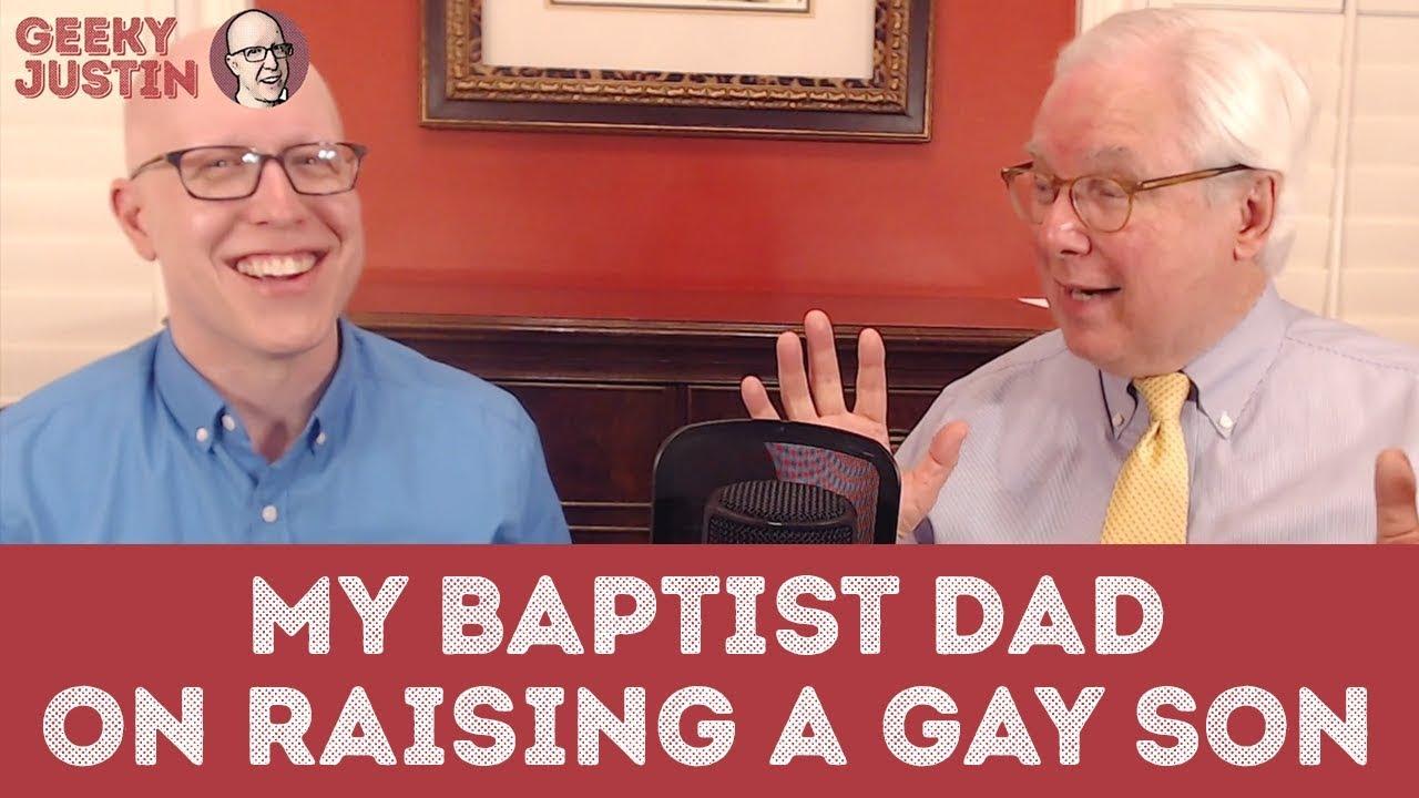 Dad son gay live