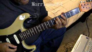 Bobby Blue Bland - Members Only - Guitar Play along with Chords