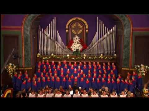 Joy to the World arr. Mack Wilberg (PBS)