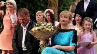 Выездная регистрация Пятигорск, КМВ, Ставрополь. Ведущая Кристина Артис