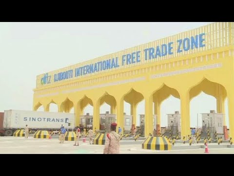 Djibouti commissions $3.5 billion Chinese-built free trade zone