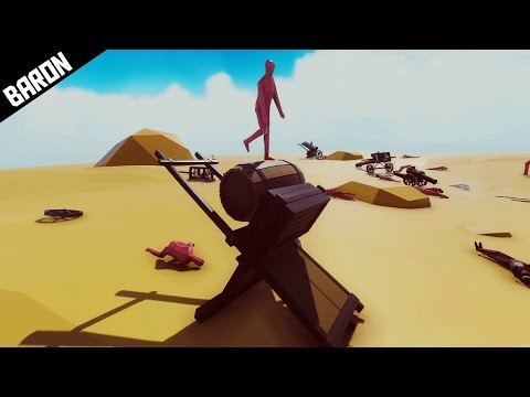 Absolute MASSACRE, The Best NEW Unit in Totally Accurate Battle Simulator