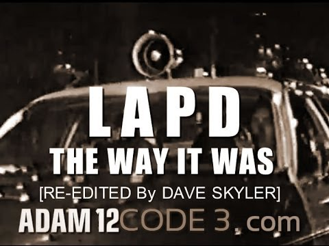 LAPD: THE WAY IT WAS - 1970's