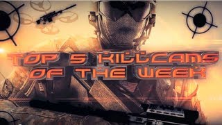 TOP 5 KILLCAMS OF THE WEEK, BO2 SEASON WEEK 2