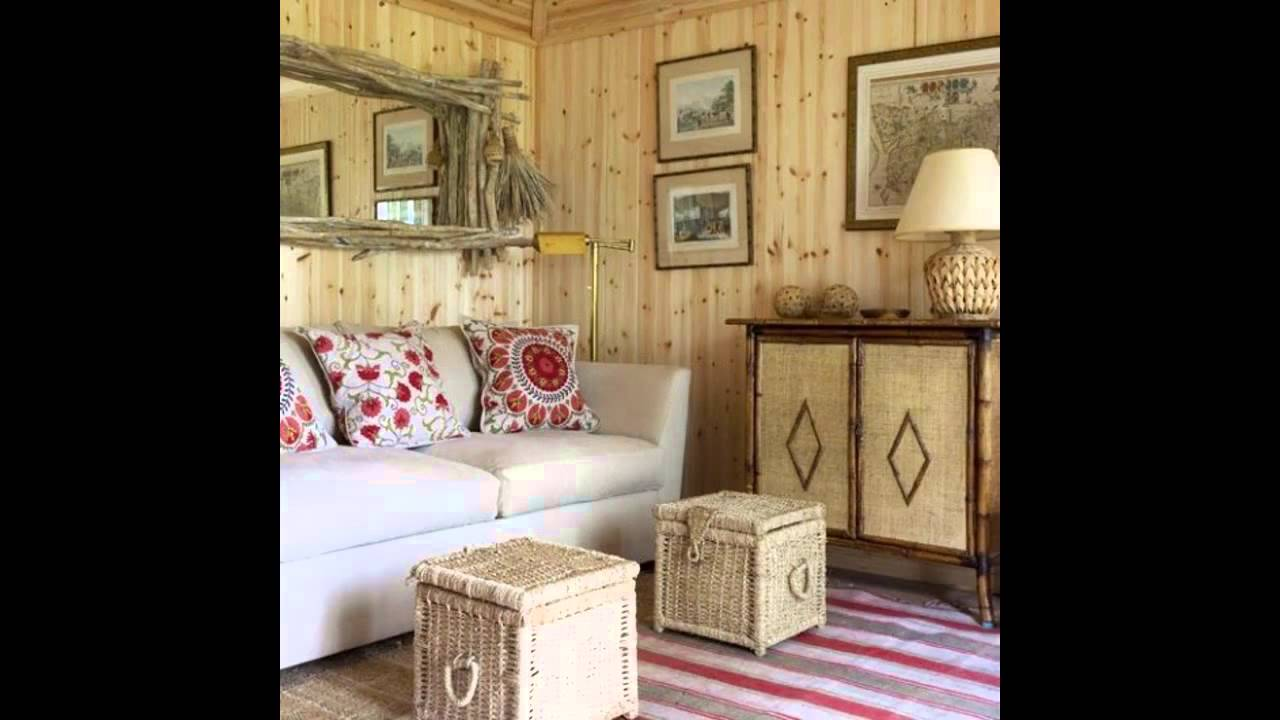 Easy Decorating ideas for a summer house