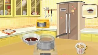 Sara's Cooking Class Walnut Fudge (Кухня Сары: Ореховая помадка) - прохождение игры