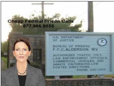 FPC Alderson Federal Prison Cheap Inmate Phone Calls