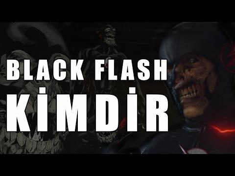BLACK FLASH KİMDİR?   Çizgi Roman 101
