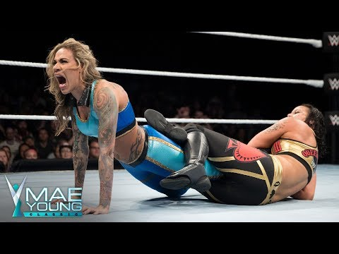 Mercedes Martinez vs. Shayna Baszler - Semifinal Match: Mae Young Classic, Sept. 7, 2017