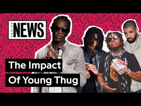 Why Does Everyone Sound Like Young Thug?  Genius News