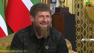 Рамзан Кадыров вышел на связь с МКС