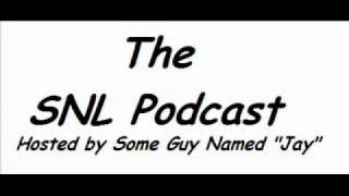 SNL Podcast:  Searching for Cast Members for Audio Sketch Comedy Podcast
