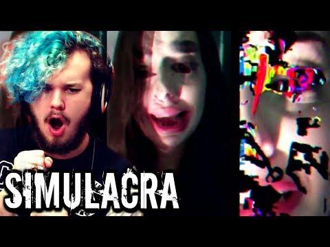 FOUND PHONE HORROR!! | SIMULACRA (Sara Is Missing 2)