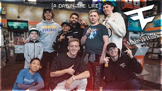 The Life of FaZe in Hollywood w/ Teeqo, Apex, Tfue, Adapt, Cizzorz, Tenser & more