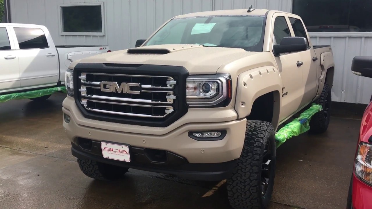 2018 gmc black widow. beautiful widow 2017 gmc black widow military edition by southern comfort automotive  performance in 2018 gmc black widow l