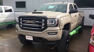 2017 GMC Black Widow Military Edition By Southern Comfort Automotive Performance