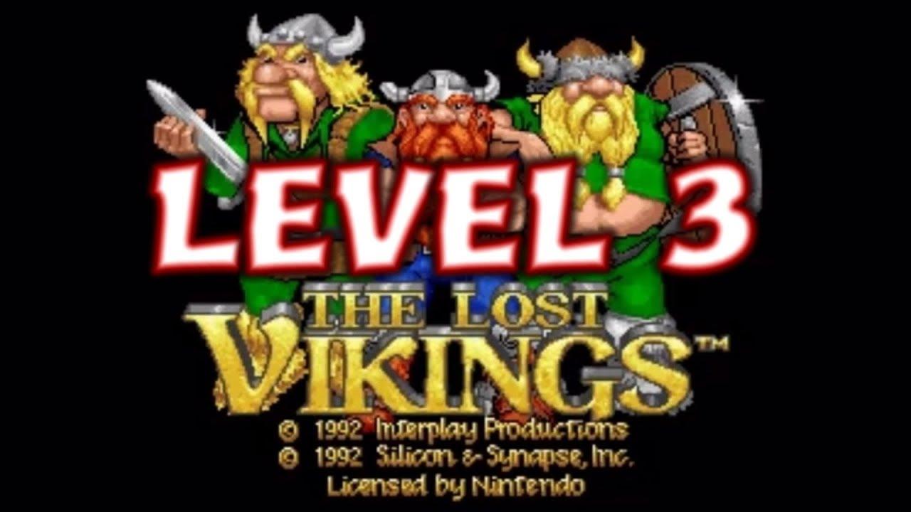 Lost Vikings Levels