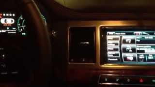Interior Features/Night Tour of the 2012 Jaguar XF