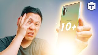 Google Pixel 4 Fan Switches to the Samsung Galaxy Note 10+ 😬🤦♂️