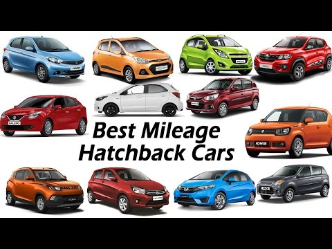 Best Mileage Cars - Hatchbacks in India | Mileage, Performance, Price, Specifications