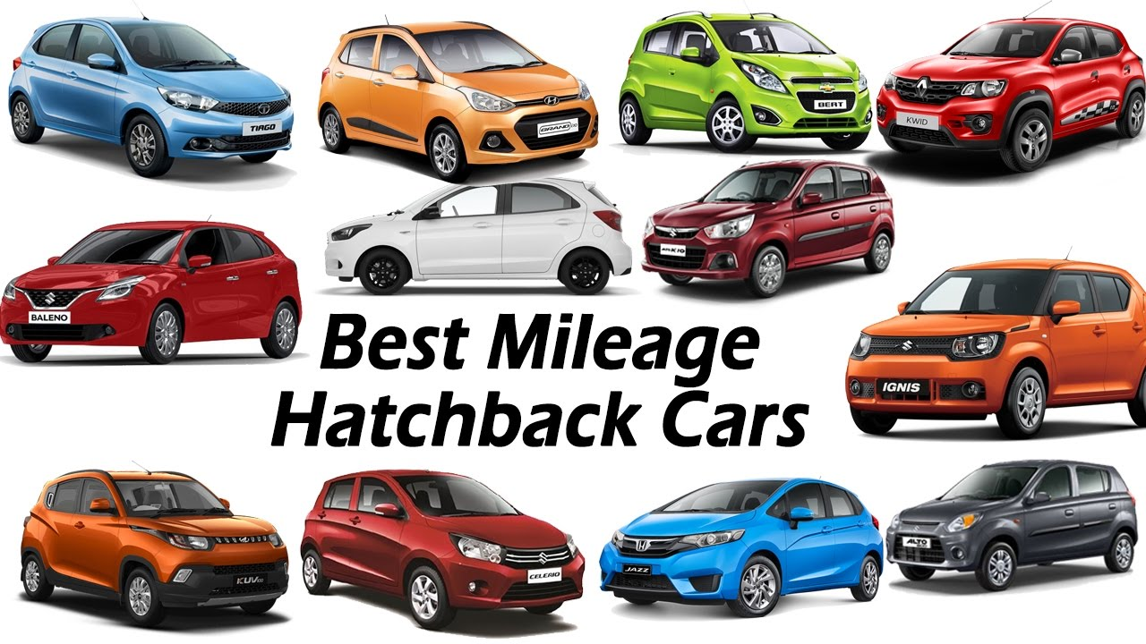 Best Car Mpg: Best Mileage Cars - Hatchbacks In India