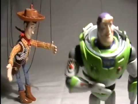 """Toy Story """"the third dimension"""" remake"""