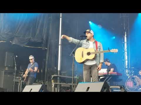 Brandon Heath love does joyful noise 2018 Minneapolis