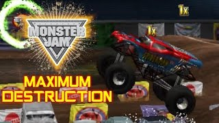 Monster Jam Maximum Destruction - TRUCK BRAWL