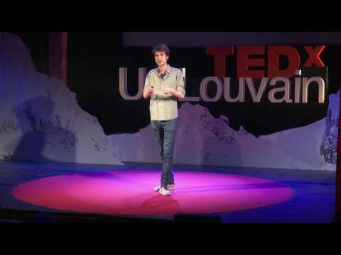 Thumbnail: Traveling with absolutely no money, what I have learned | Edouard Jacqmin | TEDxUCLouvain