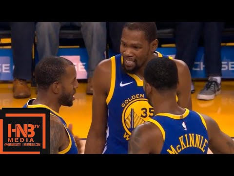 Golden State Warriors vs Atlanta Hawks 1st Half Highlights | 11.13.2018, NBA Season