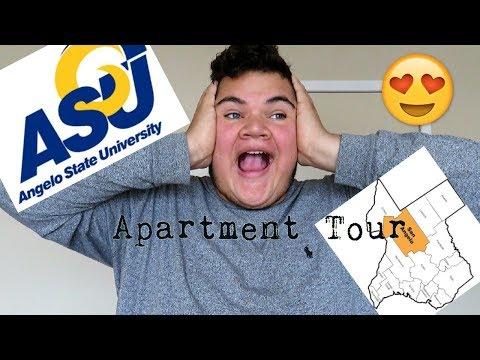 Apartment Tour | San Angelo, Texas