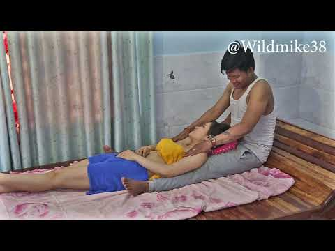 Abdominal Full Body Massage Foot Reflexology to Reducing Pain, Depression and Stress #4