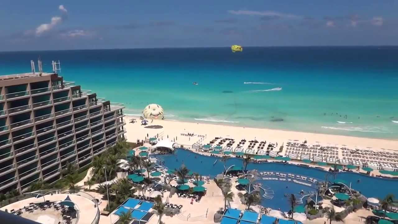 Hard Rock Hotel Cancun Mexico 2018 World S Best Hotels