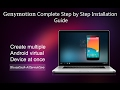 Run android app on PC - Genymotion Complete Step by Step Installation Guide (2017)