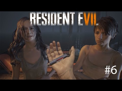Who Is Left To Die? | Resident Evil 7 #6