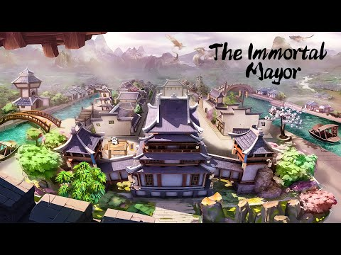 The Immortal Mayor | Official Early Access Release Trailer