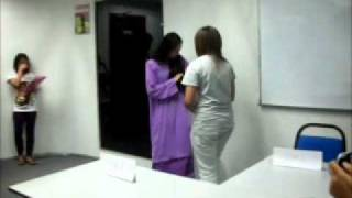 English Drama Cosmopoint KK ( Mid Term April 2011 )
