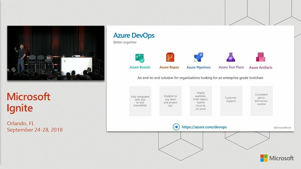Getting started with Azure DevOps - BRK2213
