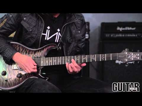Periphery's Mark Holcomb - Building Chords Into Single-Note Riff Ideas