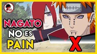 Naruto: NAGATO NO ES PAIN ¡YA BASTA!