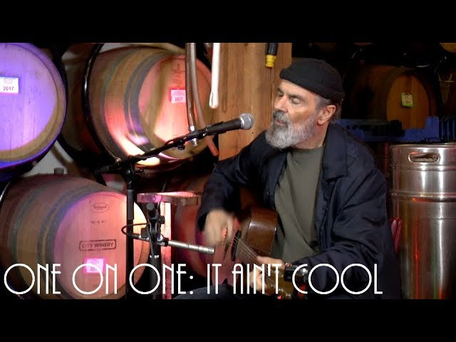 Cellar Sessions: Bruce Sudano - It Ain't Cool March 14th, 2018 City Winery New York