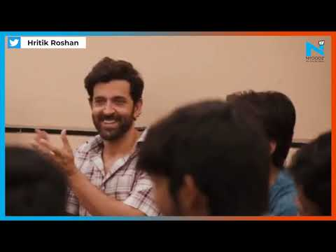Here is what happened when Hritik Roshan met the 'Super 30'  class for first time Mp3