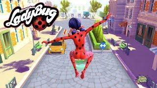 Miraculous Ladybug & Cat Noir #44 | LADYBUG: Play Infinite LEVELS in PARIS!