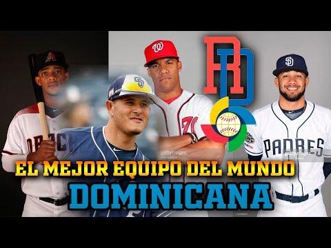 El Mejor Equipo Dominicano En El Clásico Mundial 2021