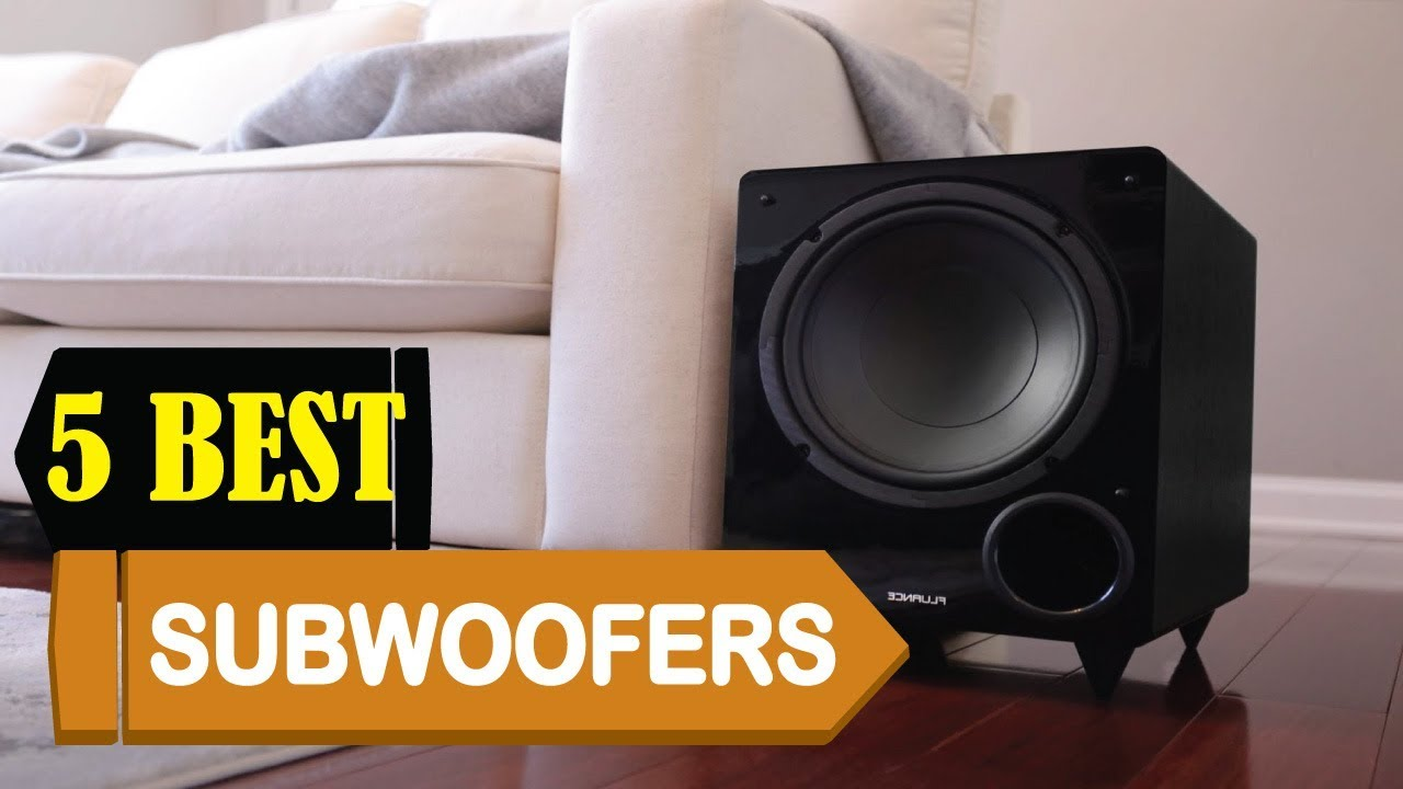 5 Best Subwoofers 2018 | Best Subwoofers Reviews | Top 5 Subwoofers