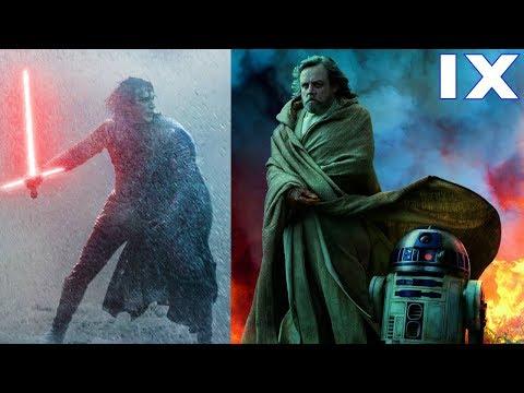 NEW EPISODE 9 IMAGES REVEALED - FULL BREAKDOWN Rise Of Skywalker