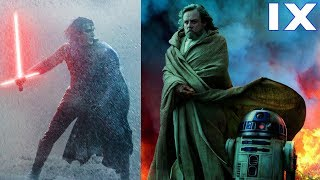 NEW EPISODE 9 IMAGES REVEALED - FULL BREAKDOWN Rise of Skywalker