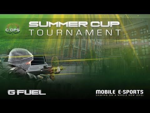 Critical Ops  - Summer Cup CHAMPION - Gankstars Vs Invisible Inc - Tournament Finals